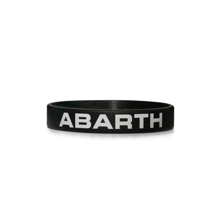 Rubber Armband Abarth