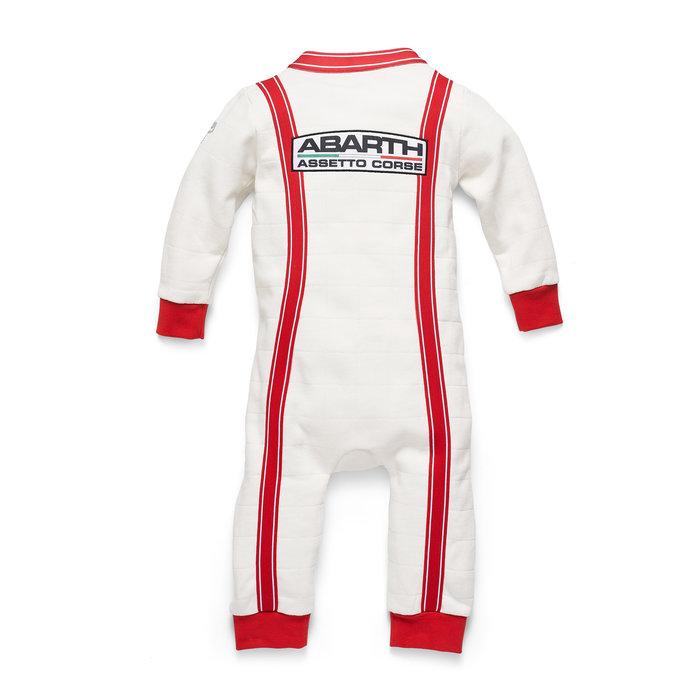 Abarth baby romper