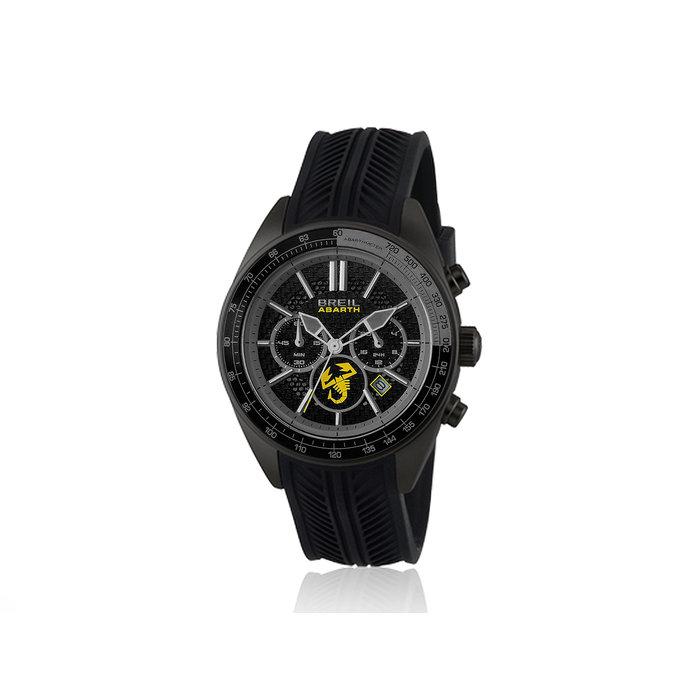 Abarth horloge Breil black