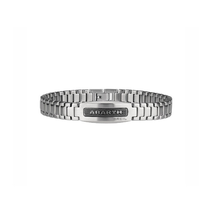 Abarth stalen armband