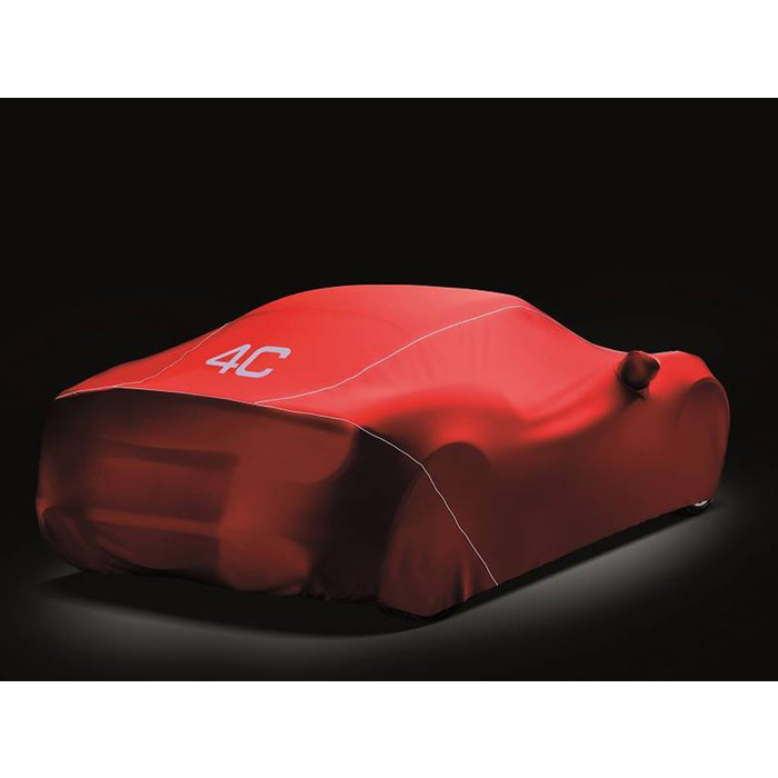 Indoor Car Cover voor de 4C / 4C Spider