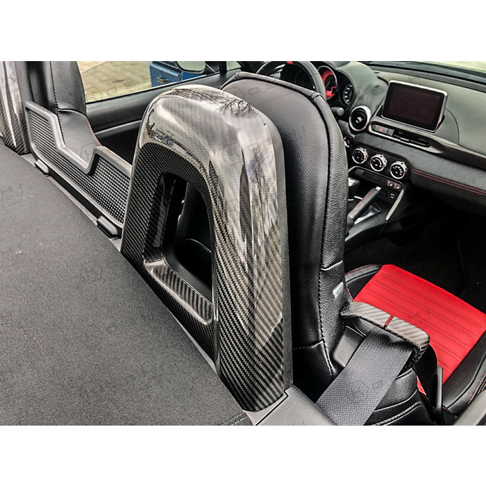 Abarth 124 Rear Seat Cover