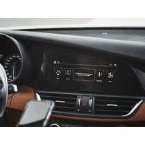 Apple Carplay & Android Auto interface voor de Alfa Romeo Giulia en Stelvio