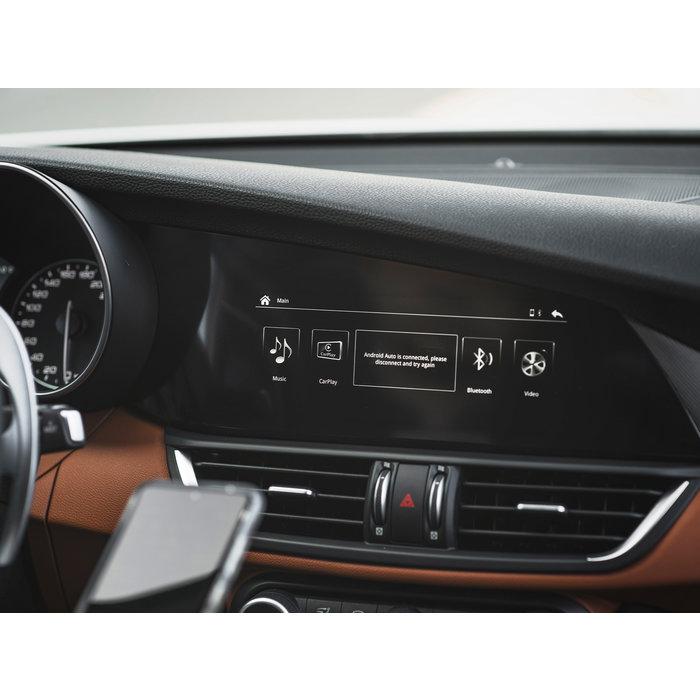 Apple Carplay & Android Auto interface