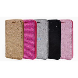 Iphone 6 Fashion Bling Bookcase