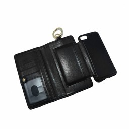 Pulsante Leather Book Case Galaxy S8