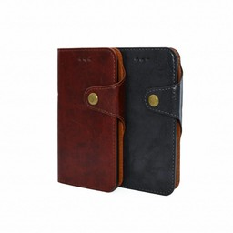 Magnet Leather Book Case Iphone 7 Plus