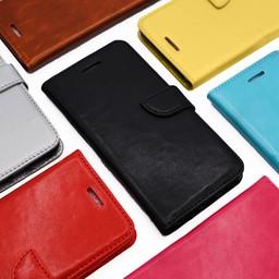 Stylish Book Case Galaxy S7 Edge