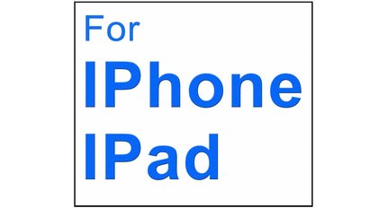 For IPhone / IPod