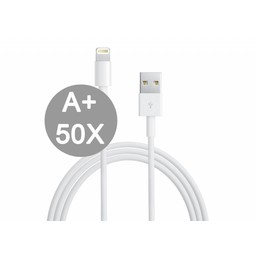 50X A+ For Lightning Data Cable - 1M