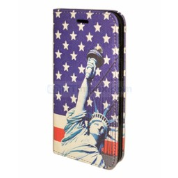 Statue Of Liberty Bookcase Galaxy S6