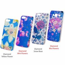 Print Diamond TPU Case Galaxy J510 (2016)