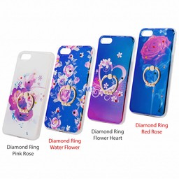 Print Diamond Ring TPU Case Galaxy J330 (2017)