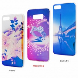 Print TPU Case Ascend P8