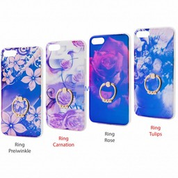 Print Ring TPU Case For I-Phone 6