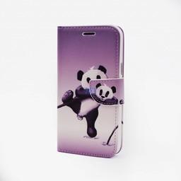 Panda-Druck-Kasten Galaxy J7 2016