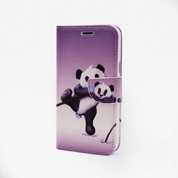 Panda Print Case Galaxy J7 2016