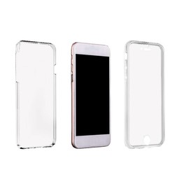 Double Sided Silicone Case For I-phone 10