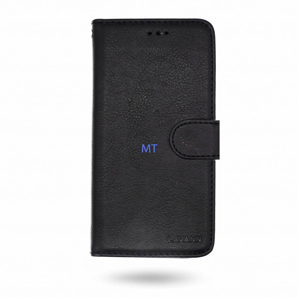 Lavann Lavann 2 in 1 Leather Book Case Galaxy Note 8
