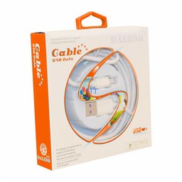 Dalesh Extra Strong USB Type-C Cable 3M