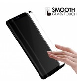 50X Small Glass Protector 3D Curved Galaxy Note 8