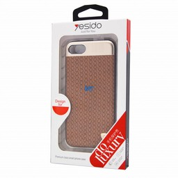 Yesido Do Luxury Magnet Silicone Holder Case For I-Phone 7/8 Plus