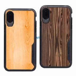 Yesido Wood look Anti Shock Case I-Phone X