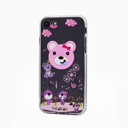 3D Bear Silicone Case Galaxy A5 (2017)