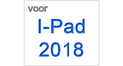 For I-Pad 2018