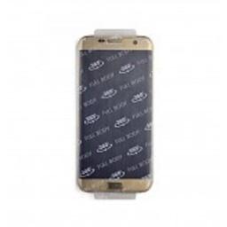 Folie Transparent  Yellow TPU Galaxy S7