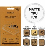 Folie Matte Front and Back For I-Phone 6G