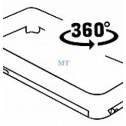 Folie Transparent Front / Back Galaxy A510
