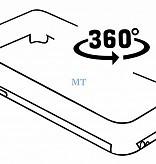 Folie Transparent Front / Back For I-Phone 10