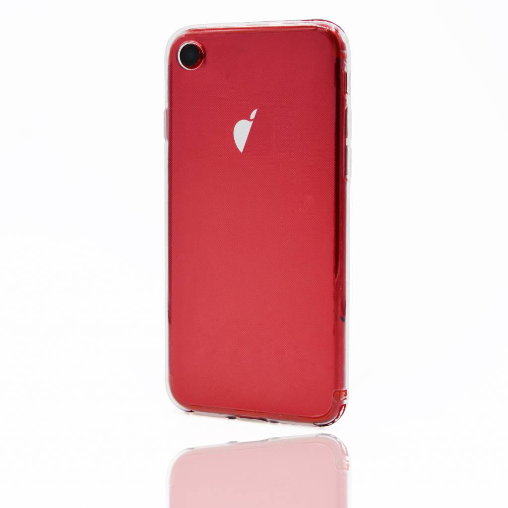 100X Clear Silicone For I-Phone 7G