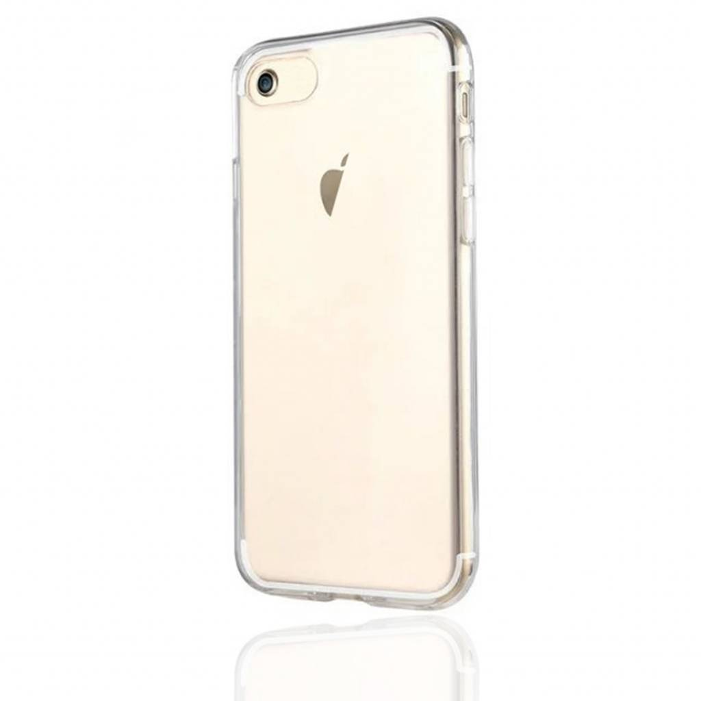 100X Clear Silicone For I-Phone 6G