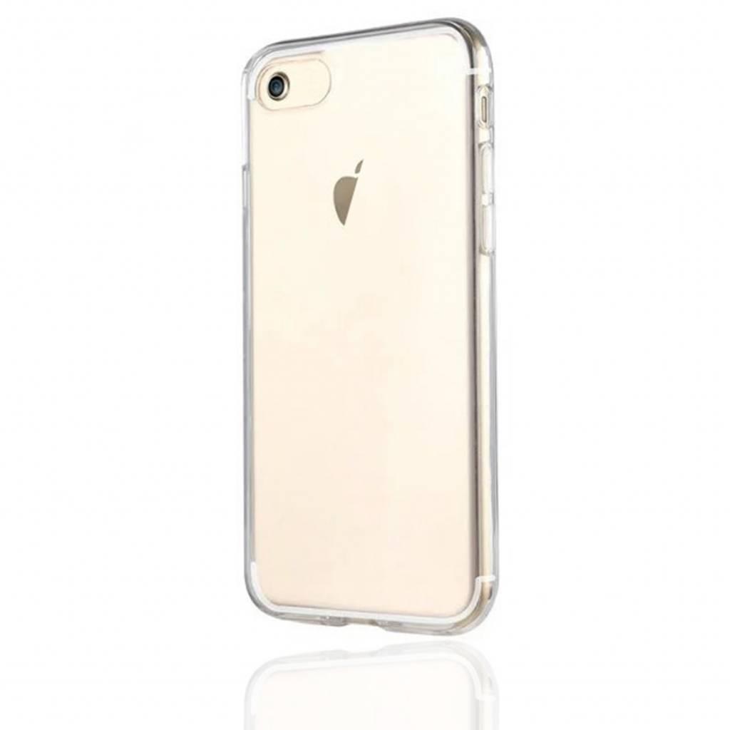 100X Clear Silicone Galaxy A8 2018
