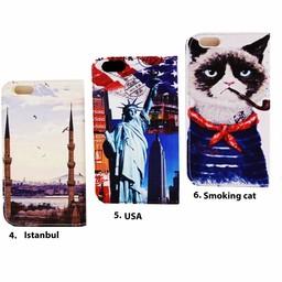 Print Book Case Galaxy S5