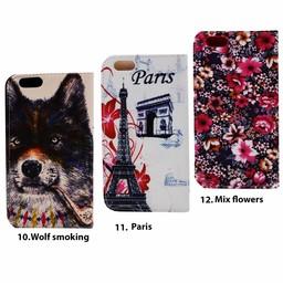 Print Book Case Galaxy S6