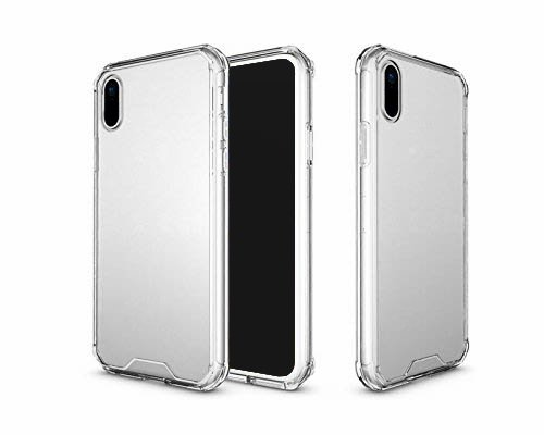 50X Clear Silicone Case Galaxy Note 8