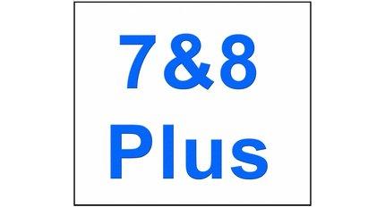 Für I-Phone 7 Plus / 8 Plus