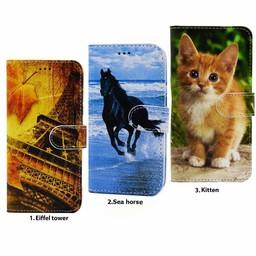 3D Print Book Case Galaxy S8 Plus