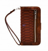 Cemiera Leather Bookcase P10 Lite