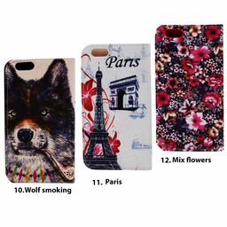 Print Book Case Galaxy Note 2 N7100