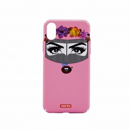 Vodex Pink Eyes Case Galaxy J3 (2017)