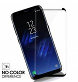 50X Small Glass Protector 3D Curved Galaxy S9 Plus