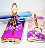 3 Pices Mix TPU Print Ring Galaxy S8