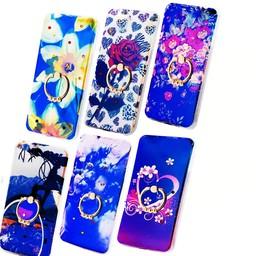 3 Pices Mix TPU Print Ring Galaxy J3 (2017)