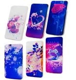 3 Pices Mix TPU Print I-Phone 6G/6S