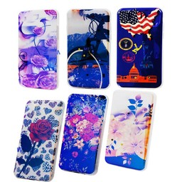 3 Pices Mix TPU Print Galaxy S8