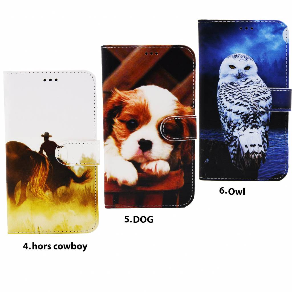 3D Print Book Case Galaxy A8 2018/A5 2018